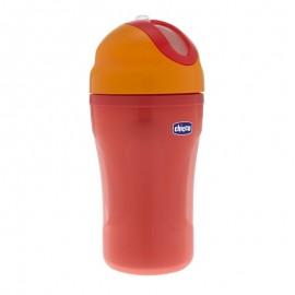 Tasse paille 18m+ coloris pastèque - Chicco