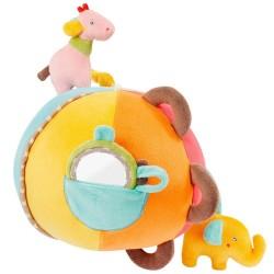 Grande balle d'activités Safari - Babysun