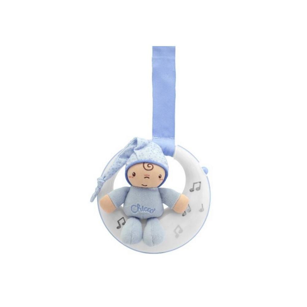 Veilleuse Petite Lune Bleu - Chicco