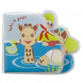 Livre de bain Sophie la Girafe - Vulli