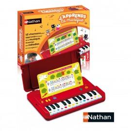 J'apprends la musique - Nathan