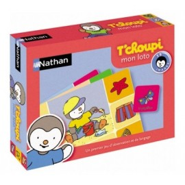 Mon loto T'Choupi - Nathan
