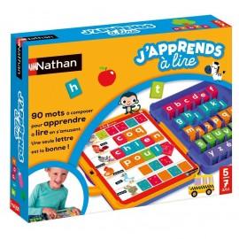 J'apprends à lire - Nathan