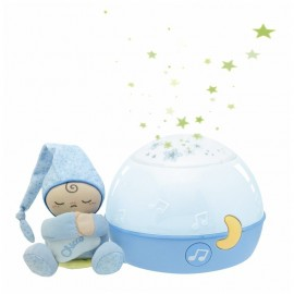 Ma lampe veilleuse Magic'projection bleu - Chicco