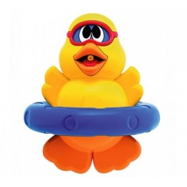 Jouet de bain canard Palmy Twist & Plouf - Chicco