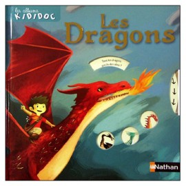 Album Kididoc les dragons - Nathan