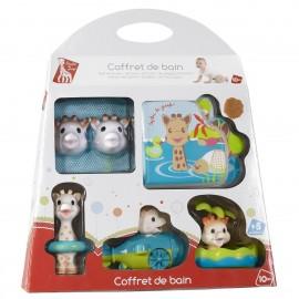 "Coffret de bain ""Sophie la girafe"" - Vulli"
