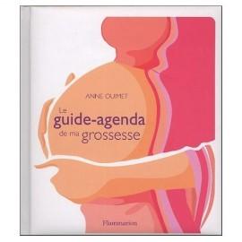 Le guide-agenda de ma grossesse - Flammarion