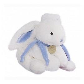 Lapin bonbon bleu 30 cm - Doudou et Cie