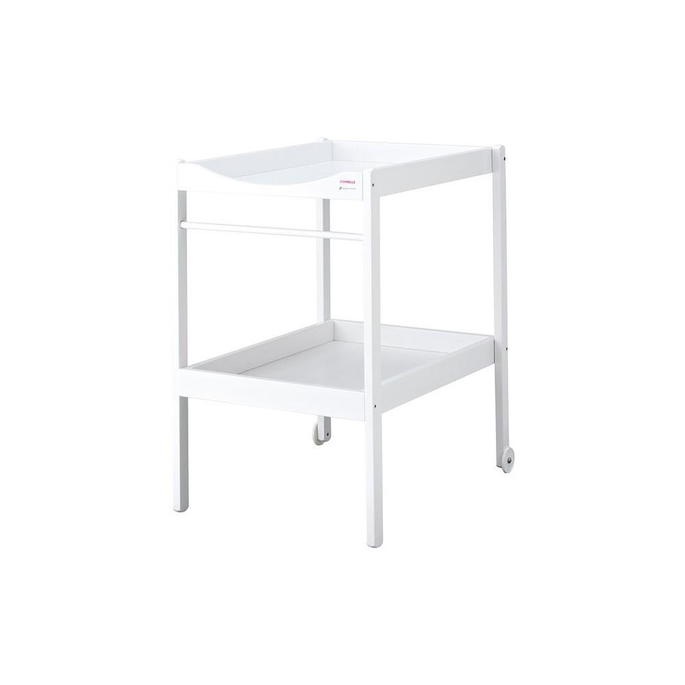 Table à langer Alice blanche - Combelle