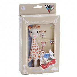 Sophie la girafe sous boîte cadeau - Vulli