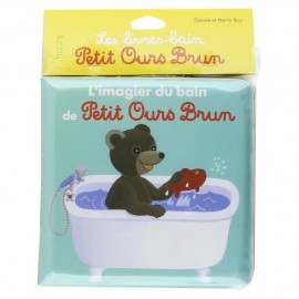 L'imagier du bain de Petit Ours Brun - Bayard