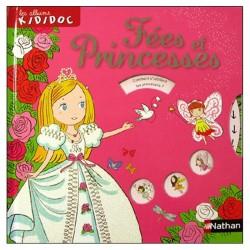 Album Kididoc Fées et Princesses - Nathan