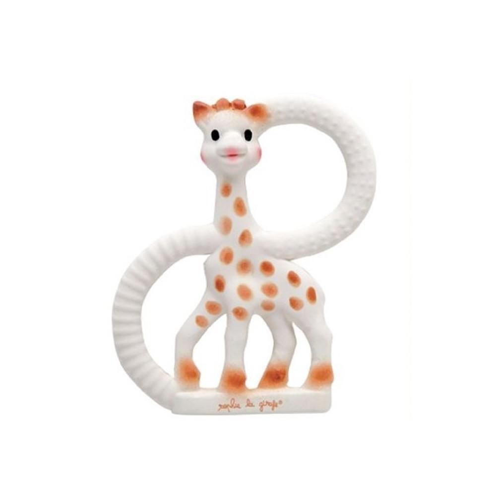 Anneau de dentition souple Sophie la Girafe