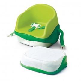 Rehausseur avec marchepied vert/blanc - dBb Remond