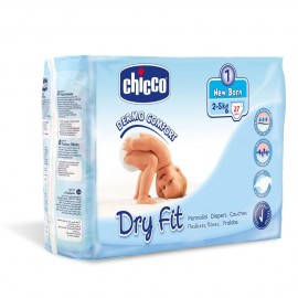 Couches Dry Fit Taille 1 (2-5 kg) - Chicco
