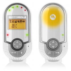 Ecoute-bébé Numérique Audio MBP16 Motorola