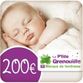 Chèque Cadeau - 200