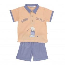 Pyjama 4 ans Golf 2 pièces - Noukies