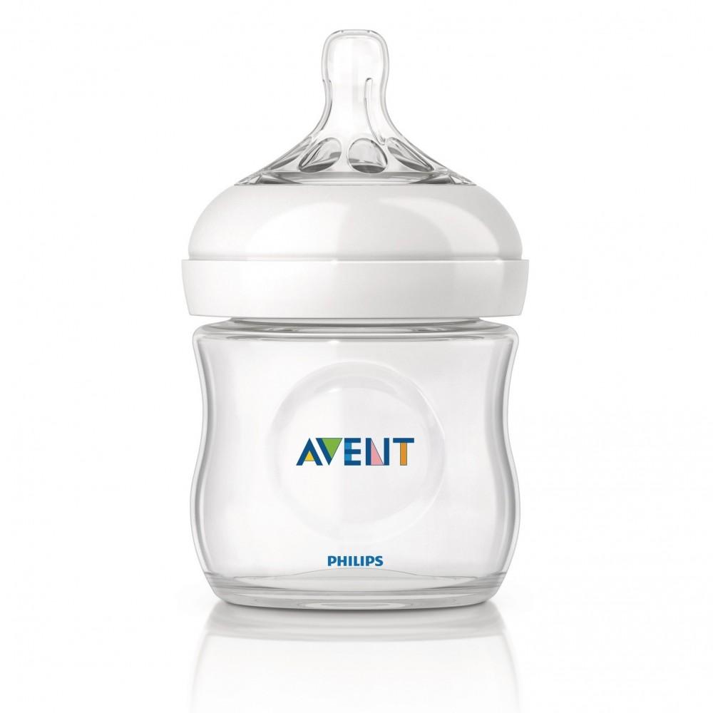 Biberon Natural 125 ml - Avent