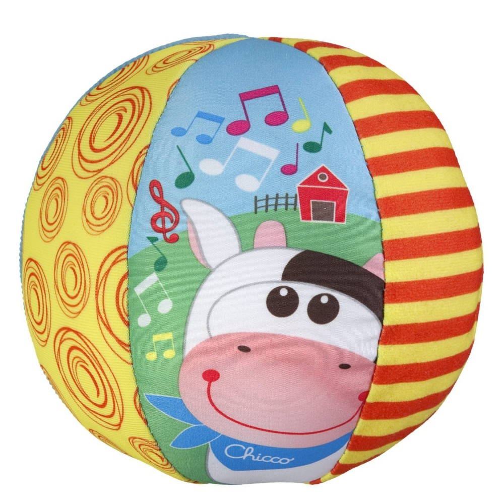 Balle musicale ferme - Chicco