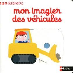 Mon imagier des véhicules - Nathan