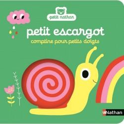 Petit escargot - Comptine pour petits doigts