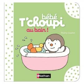 Bébé T'choupi au bain ! - Nathan