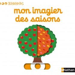 Mon imagier des saisons - Nathan