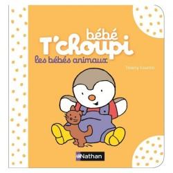 Bébé T'choupi : les bébés animaux - Nathan
