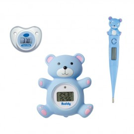 Set de 3 thermomètres Buddy - Visiomed