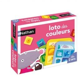 Loto des couleurs - Nathan