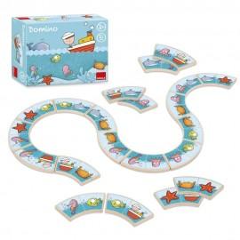 Domino de la mer - Goula