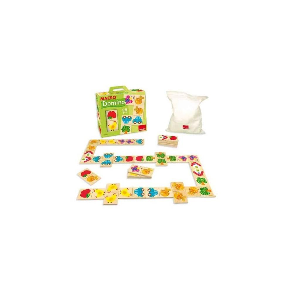 Macro Domino - 53327 Goula