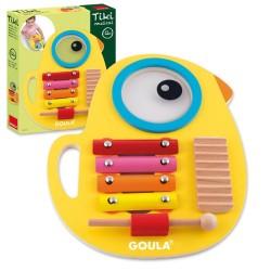Tiki musical 3 en 1 - Goula