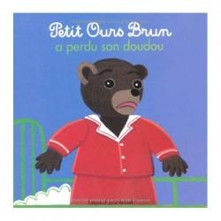 Petit ours brun a perdu son doudou - Bayard