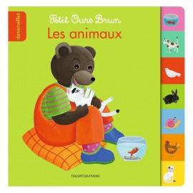 Les animaux - Imagier de Petit Ours Brun