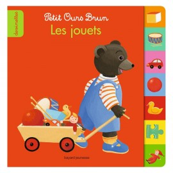 Les jouets - Imagier de Petit Ours Brun