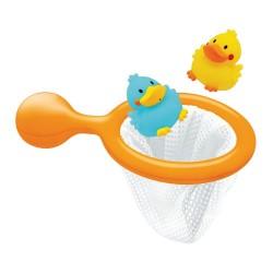 Epuisette de bain et ses canards - Tigex
