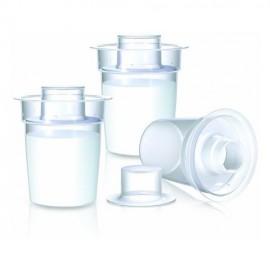 3 doseurs de lait en poudre - Nuby