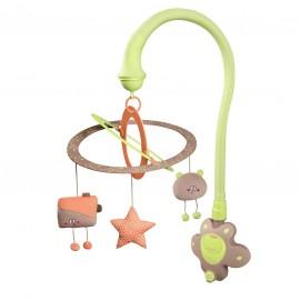 Mobile Starlight vert amande - Babymoov