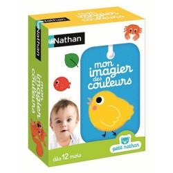 Mon imagier des couleurs - Nathan