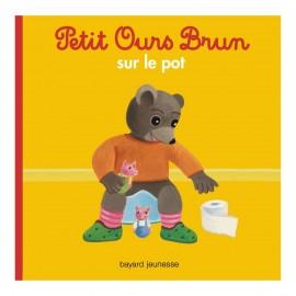Petit Ours Brun sur le pot - Bayard
