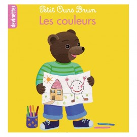 Petit Ours Brun Les couleurs - Bayard