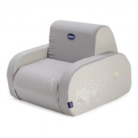 Fauteuil Twist Light Grey- Chicco