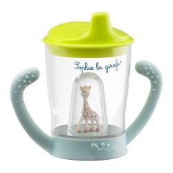 Tasse anti-fuite Sophie la girafe - Vulli