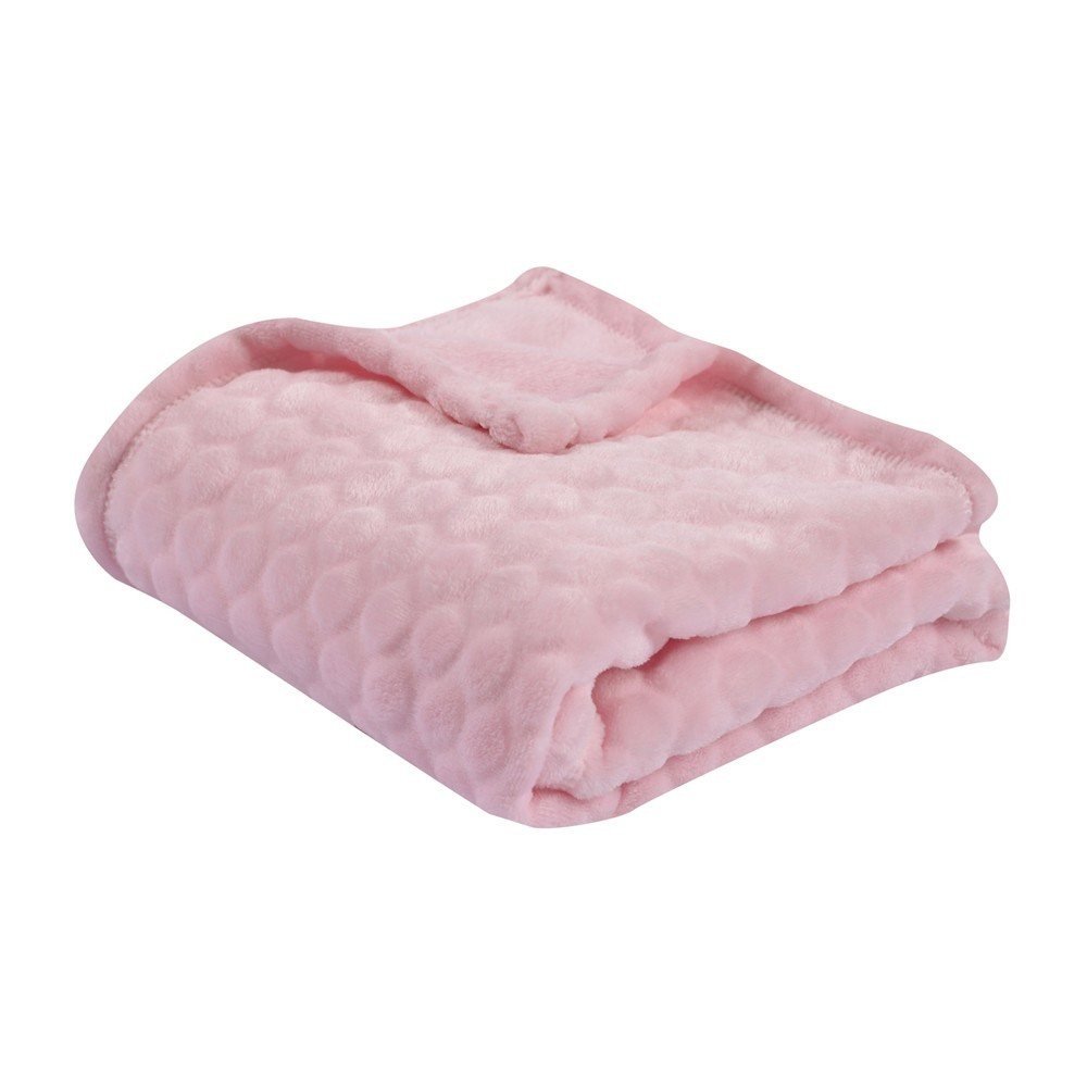 Couverture Bubulle rose - DouxNid