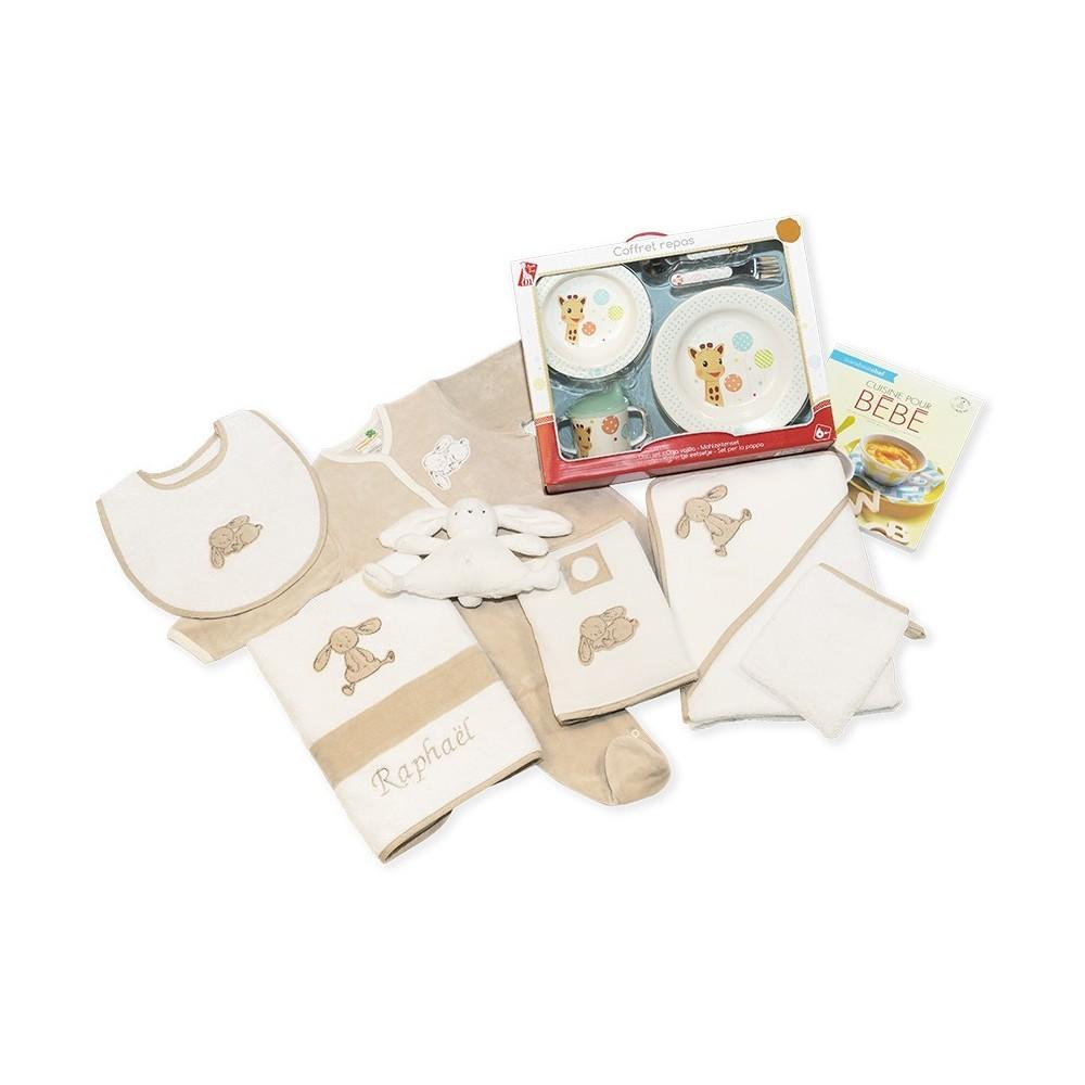 cadeau de naissance j 39 aime la galette la ptite grenouille. Black Bedroom Furniture Sets. Home Design Ideas