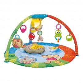 Tapis d'éveil avec arche Bubble Gym - Chicco