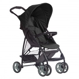 Poussette LiteRider Black Grey - Graco